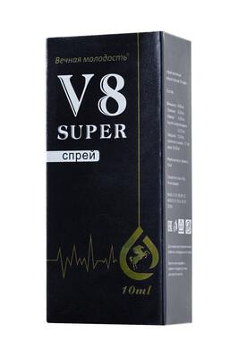 Спрей для мужчин V8 Super (10 мл)