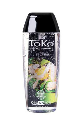 Органический лубрикант Shunga Toko Organica на водной основе (165 мл)