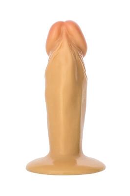 Анальный фаллоимитатор TOYFA телесный 11,5 см