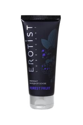 Лубрикант на водной основе с ароматом лесных ягод Erotist Forest Fruit (100 мл)