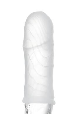 Нереалистичный карманный мастурбатор TENGA Pocket Wave Line