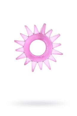 Кольцо эрекционное розовое