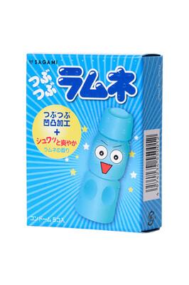Презервативы латексные Sagami Lemonade (5 шт)