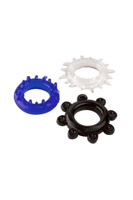 Набор эреционных колец A-toys
