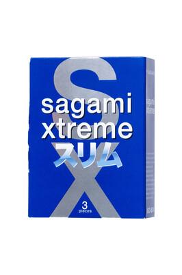 Презервативы латексные Sagami Xtreme Feel Fit (3 шт)
