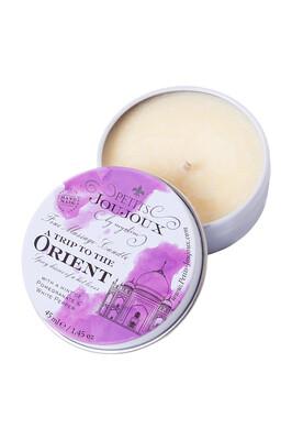 Массажная свеча Petits Joujoux Orient с ароматом граната и белого перца (45 мл)