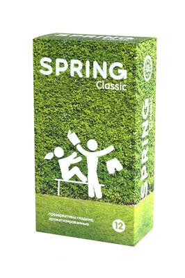 Презервативы классические Spring Classic (12 шт)