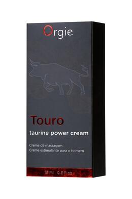 Возбуждающий мужcкой крем Orgie Touro (15 мл)