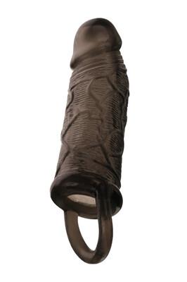 Насадка Toyfa XLover для увеличения размера с кольцом 14,5 см
