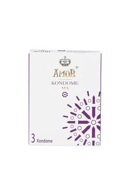 Презервативы Amor Mix (3 шт)