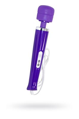 Вибромассажер проводной фиолетовый Magic Wand