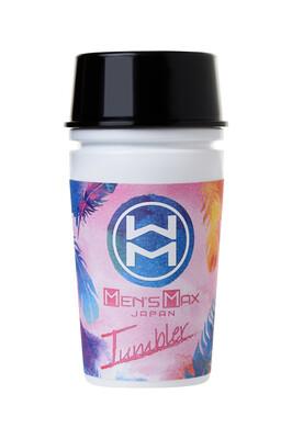 Мастурбатор нереалистичный MensMax Tumbler Spiral