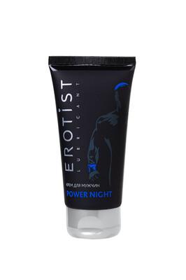 Возбуждающий крем для мужчин Erotist Power Night (50 мл)