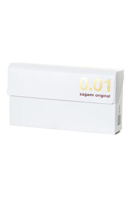 Полиуретановые презервативы Sagami Original 0,01 (5 шт)