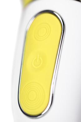 Ярко-желтый вибратор Satisfyer Yummy Sunshinу для точки G