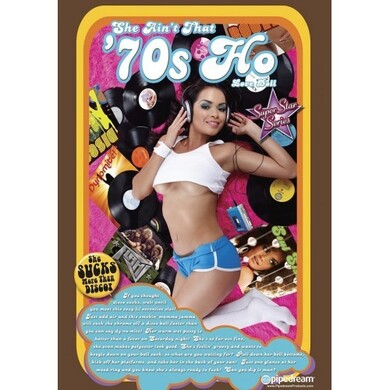 Кукла для секса She Ain t No 70 s HO! Love Doll