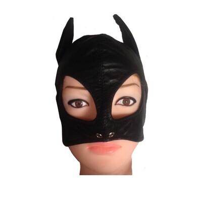 Полушлем-маска кошки