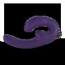 Страпон Fun Factory с вибрацией Sharevibe фиолетовый