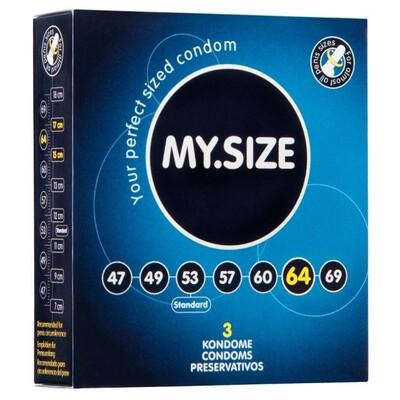 Презервативы My.Size размер 64 (3 шт)
