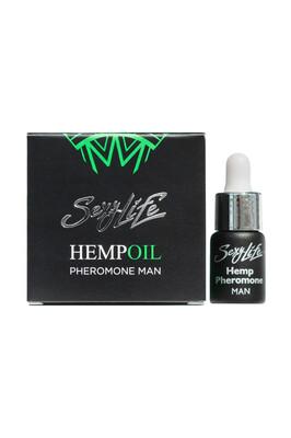 Духи концентрированные Cannabis Pheromone для мужчин (5 мл)