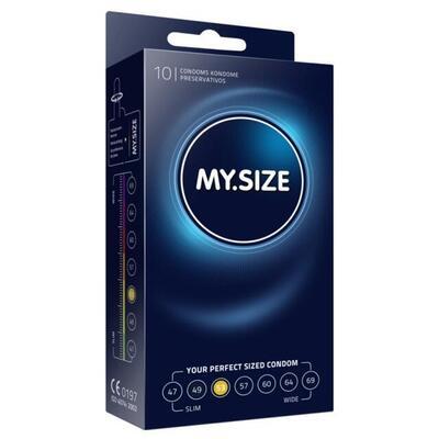 Презервативы My.Size №10 размер 53