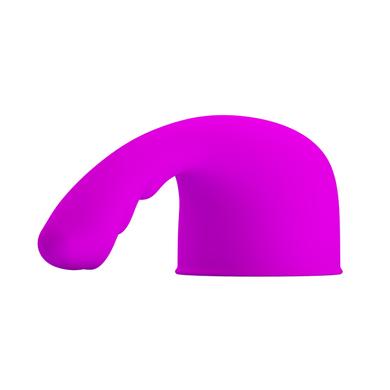 Пурпурная насадка для вибро-массажёра Curitis