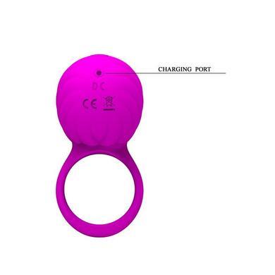 Эрекционное кольцо с ротацией Pretty Love Frances