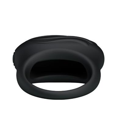 Эрекционное вибро-кольцо Pretty Love Bertram