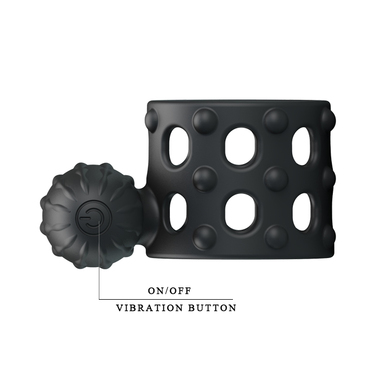 """Кольцо эрекционное с вибрацией """"Osborn"""""""