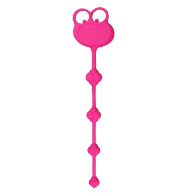 Универсальный силиконовый стимулятор розовый Freddie