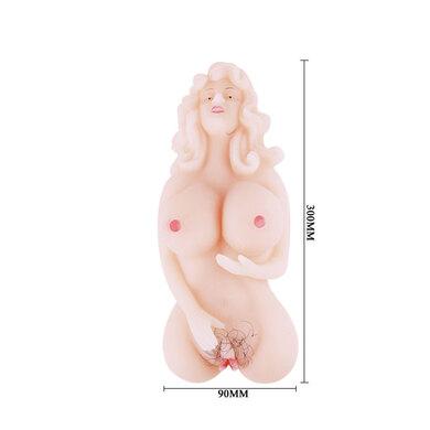Мастурбатор девушка с вагиной и анусом