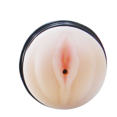 Вибромастурбатор вагина в колбе Pink Lady