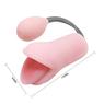 Мастурбатор-ротик с грушей Oral Sex