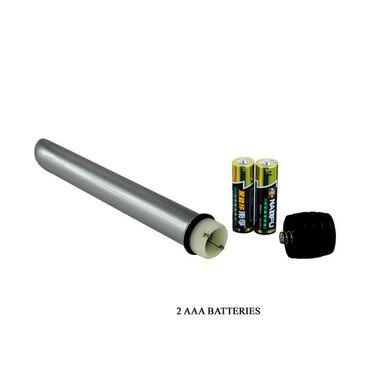 Эротический набор: вибратор насадки и эрекционное кольцо