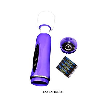 Вибромассажер Power Wand Magical Massager фиолетовый