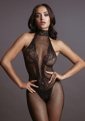 Боди-комбинезон Fishnet and Lace Bodystocking