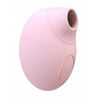 Вакуумный стимулятор клитора розовый Irresistible Seductive Pink