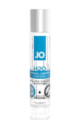 Классический лубрикант на водной основе JO H2O (30 мл)