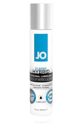 Лубрикант-гибрид водно-силиконовый JO LUBRICANT HYBRID (30 мл)