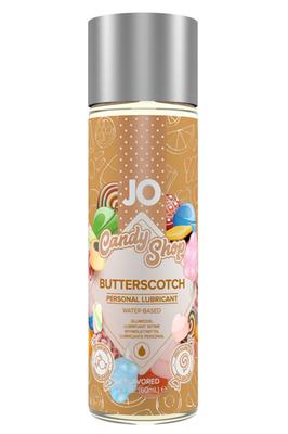 "Вкусовой лубрикант на водной основе Candy Shop ""Ириски"" (Butterscotch) (60 мл)"