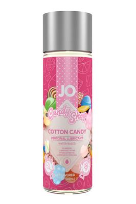 """Орально-вагинальный лубрикант на водной основе Candy Shop """"Сахарная вата"""" Cotton Candy (60 мл)"""