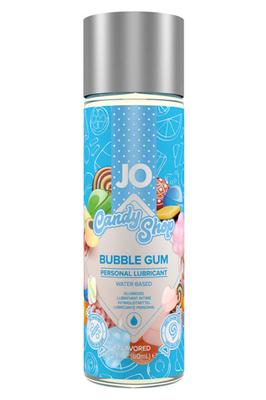 """Вкусовой лубрикант на водной основе Candy Shop """"Бабл Гам"""" (Bubble gum) (60 мл)"""