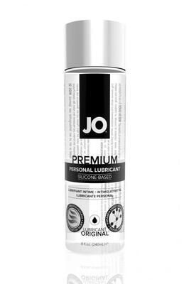 Классический лубрикант на силиконовой основе JO Premium (240 мл)