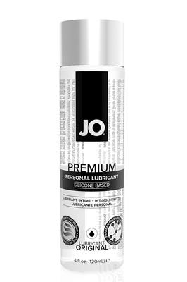 Классический лубрикант на силиконовой основе JO Premium (120 мл)