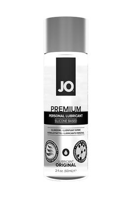 Классический лубрикант на силиконовой основе JO Premium (60 мл)