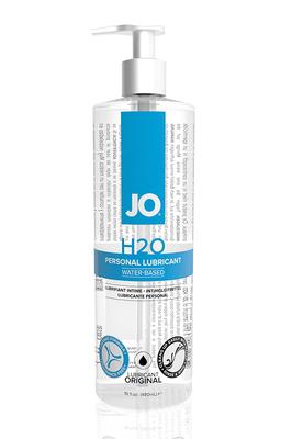 Классический лубрикант на водной основе JO H2O Original Lubricant (480 мл)