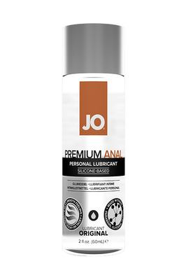 Анальный лубрикант на силиконовой основе JO Anal Premium (60 мл)