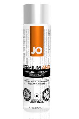 Анальный лубрикант на силиконовой основе JO Anal Premium (120 мл)