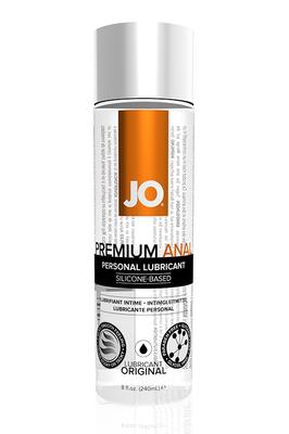 Анальный лубрикант на силиконовой основе JO Anal Premium (240 мл)