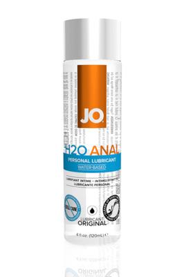 Анальный лубрикант на водной основе JO Anal H2O (120 мл)
